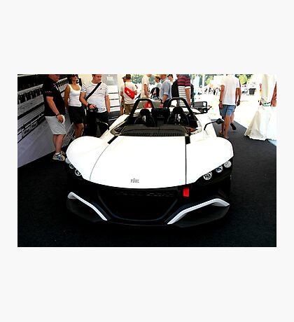 Vuhl Sports Car Photographic Print