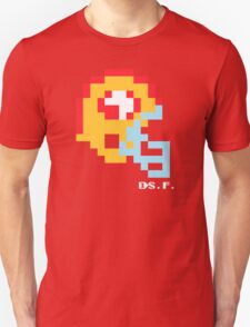 Tecmo Bowl -San Francisco - 8-bit - Mini Helmet shirt Unisex T-Shirt