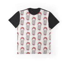 Blurry Joseph Graphic T-Shirt