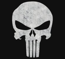 punisher skull Kids Tee