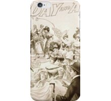 Performing Arts Posters Hoyts A day and a night 1062 iPhone Case/Skin
