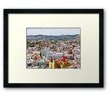 Guanajuato, Mexico -  Framed Print