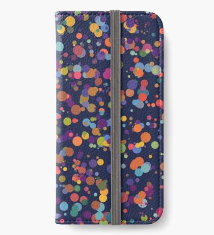 Dots, Dots and More Dots iPhone Wallet