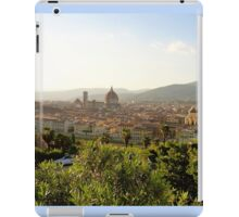 The Piazza Michelangelo iPad Case/Skin