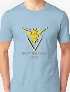 Team Instinct - Midas Touch Unisex T-Shirt