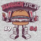 BurgerTRON by Gimetzco