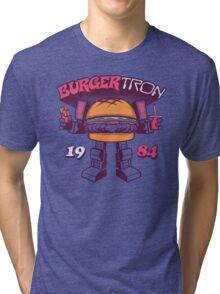 BurgerTRON Tri-blend T-Shirt