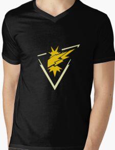 Dabdos Mens V-Neck T-Shirt