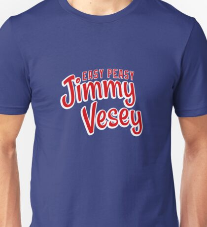Jimmy Vesey #26 - New York Rangers Unisex T-Shirt