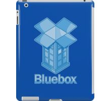 Bluebox iPad Case/Skin