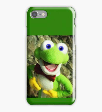 Little Jake Frog iPhone Case/Skin