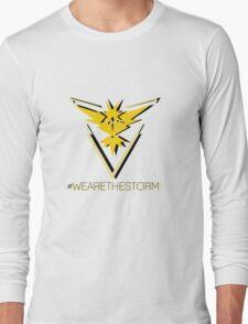 Team Instinct - #wearethestorm Long Sleeve T-Shirt