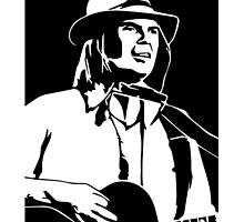 NEIL YOUNG by 53V3NH