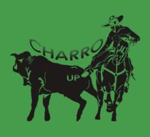Charro Up One Piece - Short Sleeve