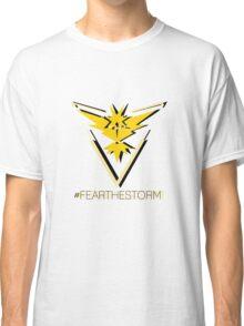 Team Instinct - #fearthestorm Classic T-Shirt
