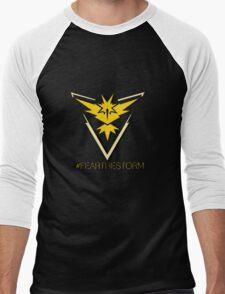 Team Instinct - #fearthestorm Men's Baseball ¾ T-Shirt
