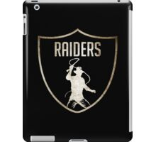 Raiders-Raiders iPad Case/Skin
