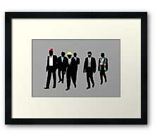 Every Doc Has His Day Framed Print