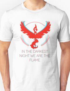 Team Valor - The Darkest Night Unisex T-Shirt