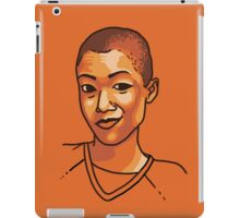 Poussey iPad Case/Skin