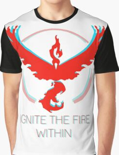 Team Valor - Ignite The Fire Graphic T-Shirt