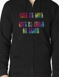 Give Me Love, Give Me Peace On Earth T-Shirt