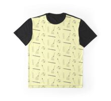 Art & Craft (yellow) Graphic T-Shirt