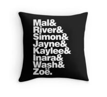 FIREFLY Throw Pillow