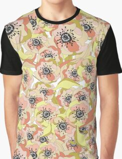 Flower Garden Graphic T-Shirt