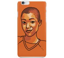 Poussey iPhone Case/Skin