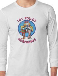 VIntage Los Pollos Hermanos Long Sleeve T-Shirt