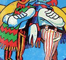 VIntage Los Pollos Hermanos Sticker