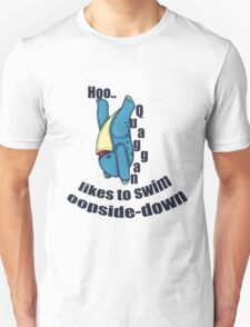 Adorable Quaggan Unisex T-Shirt