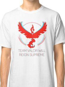 Team Valor - Team Valor Will Reign Classic T-Shirt