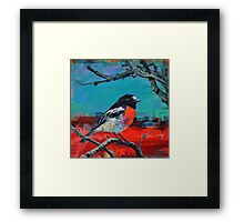 'The Soft Spot' Framed Print