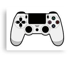 PS4 Controller Canvas Print