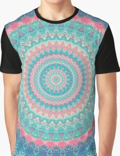 Mandala 96 Graphic T-Shirt