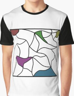 An Unknown Patern Graphic T-Shirt