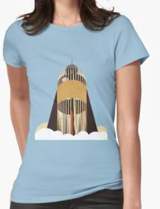 It's Rocket Science Womens Fitted T-Shirt