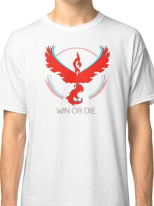 Team Valor - Win or Die Classic T-Shirt