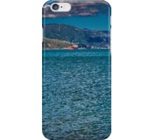 Tanker On The Harbour iPhone Case/Skin