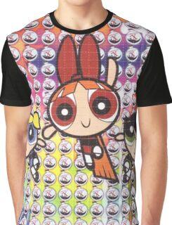 Power Puff Girls Graphic T-Shirt