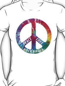 Peace, Love, Rock N' Roll T-Shirt