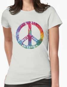 Peace, Love, Rock N' Roll T-Shirt