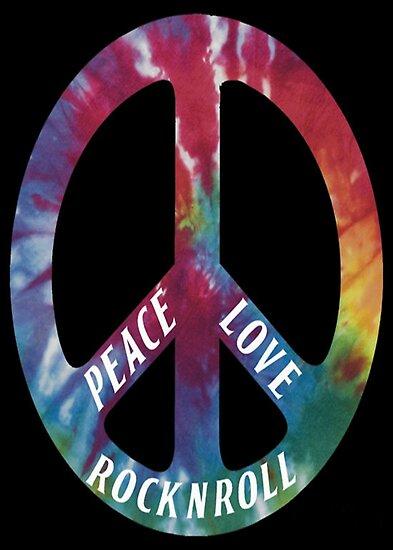 Peace, Love, Rock N' Roll by shelbie1972