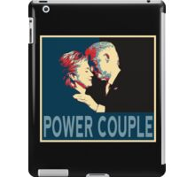 Hill & Bill: Power Couple iPad Case/Skin