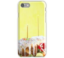 Candles Easter iPhone Case/Skin