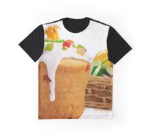 Rabbit Easter Graphic T-Shirt