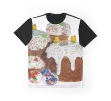 EggS Easter Graphic T-Shirt
