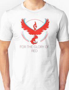 Team Valor - For The Glory Unisex T-Shirt